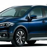 スズキSX4S-CROSS新型とエスクードとの違いやライバル車比較は?安全性能や燃費は?