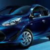 トヨタ新型アクアがモデルチェンジで燃費、安全性能は?ヴィッツとの比較!