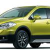 スズキ新型SX4S-CROSSとエクスードとの違いやライバル車比較は?安全性能や燃費は?