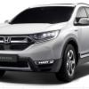 新型CR-V〔ホンダ〕フルモデルチェンジ!ハイブリッド、燃費、発売日とヴェセルほか比較